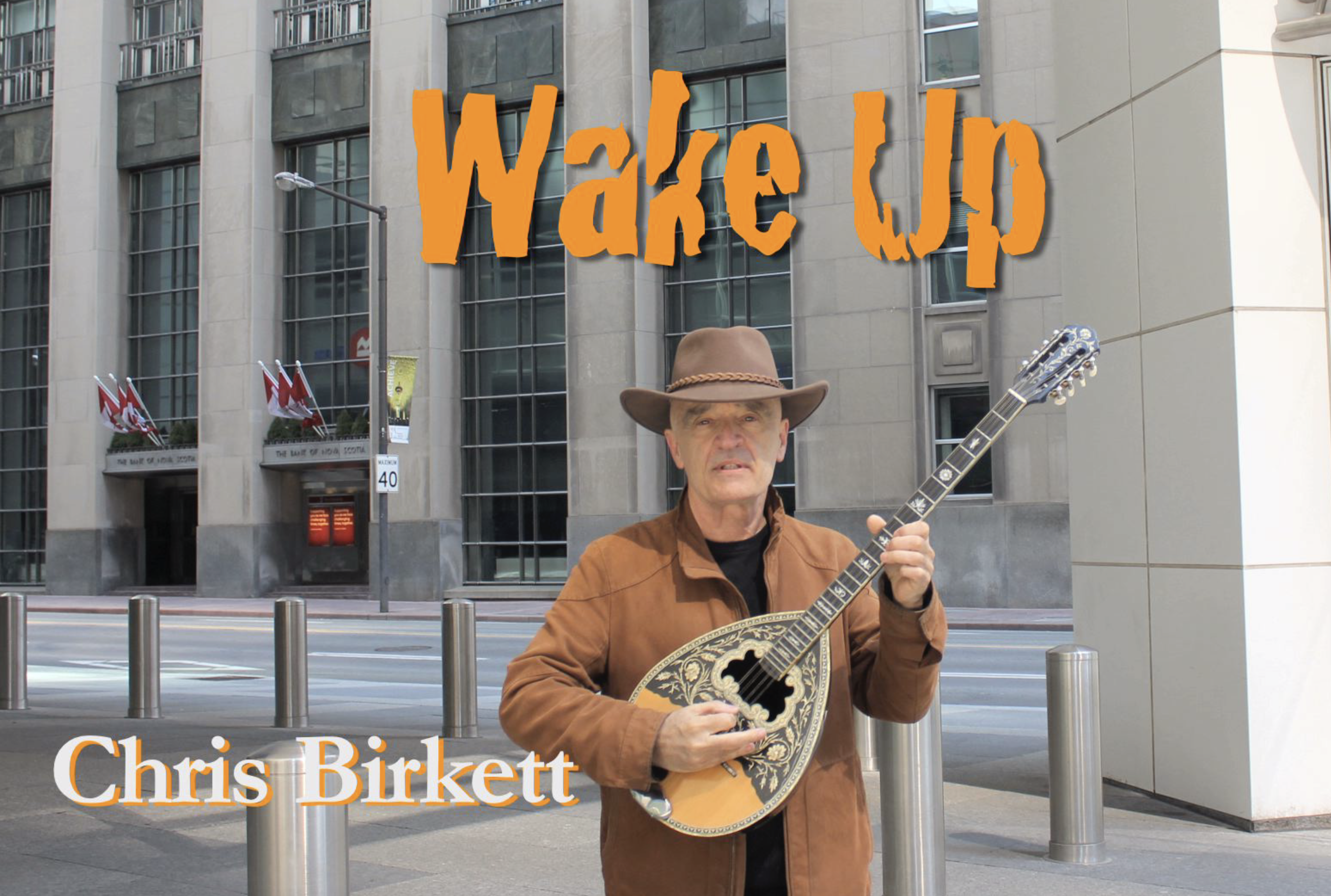 Chris Birkett – Wake Up